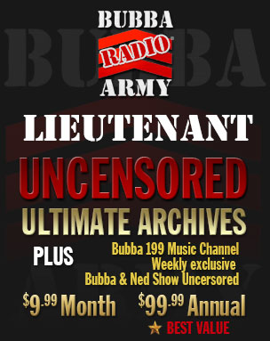 Sign Up for Bubba Army Lieutenant Now
